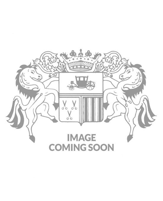 1085e1da Women's White Navy Semi-Fitted Butterfly Print Shirt