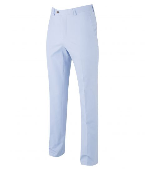 Front Row Womens Stretch Flat Front Chinos Smart Trousers Work Business Pant New