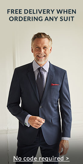 Free Delivery On Suits